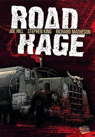 [road rage 1 panini comics stephen king joe hill]