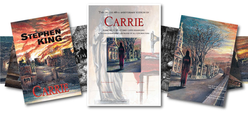 CARRIE PS Publishing 2014 limited edition