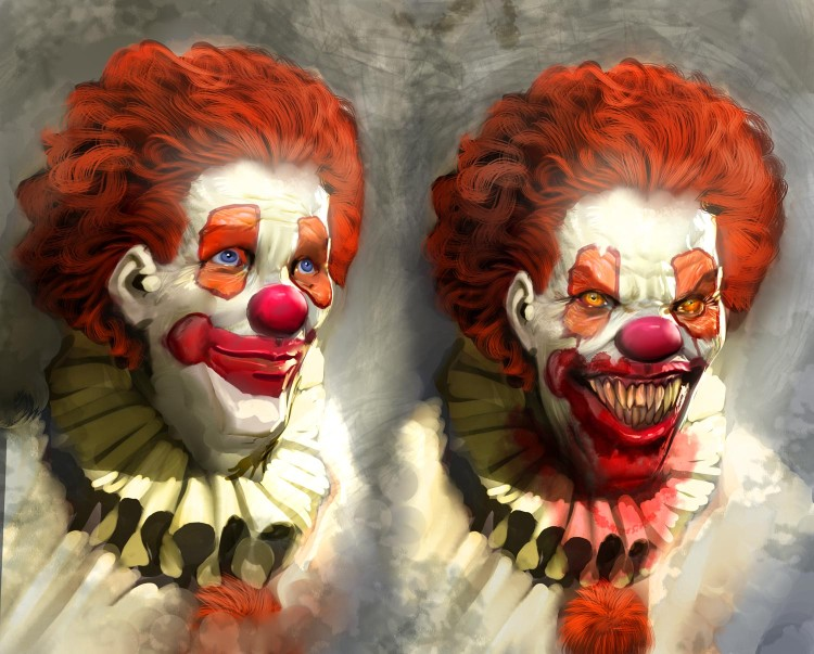 [pennywise by nebezial]