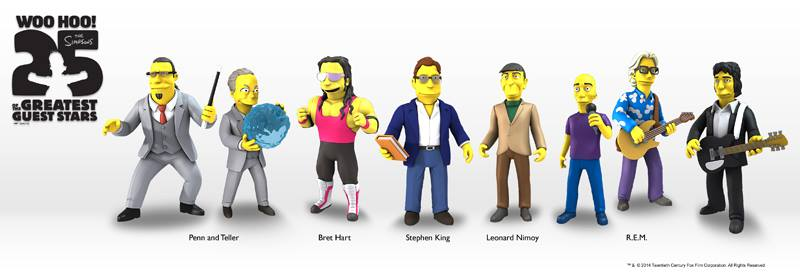 [simpsons neca stephenking]
