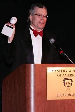 [StephenKing Edgar Awards MrMercedes]