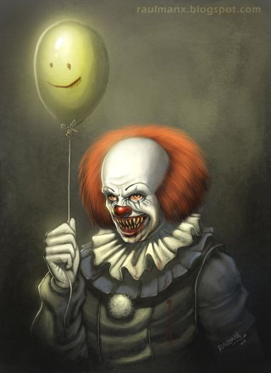 [pennywise by raulman]