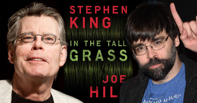 [joe hill stephenking inthe tall grass]