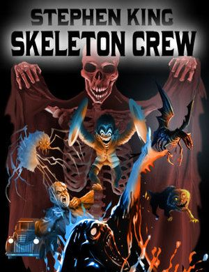 skeleton crew, brume de stephen king, édition limitée ps publishing