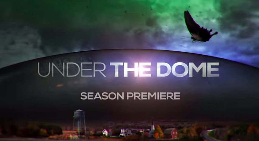[underthedome season3 premiere]