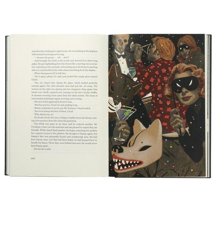 Shining limited edition - folio UK