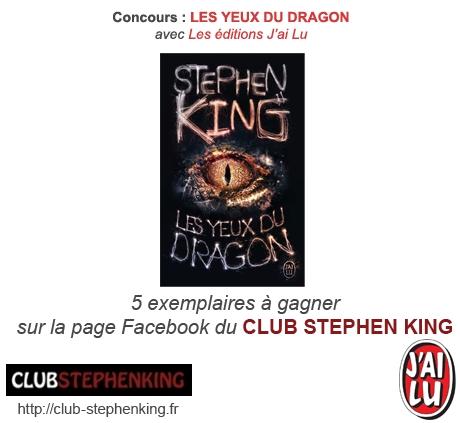 Concours : LES YEUX DU DRAGON, avec J'ai Lu Les-Yeux-du-Dragon