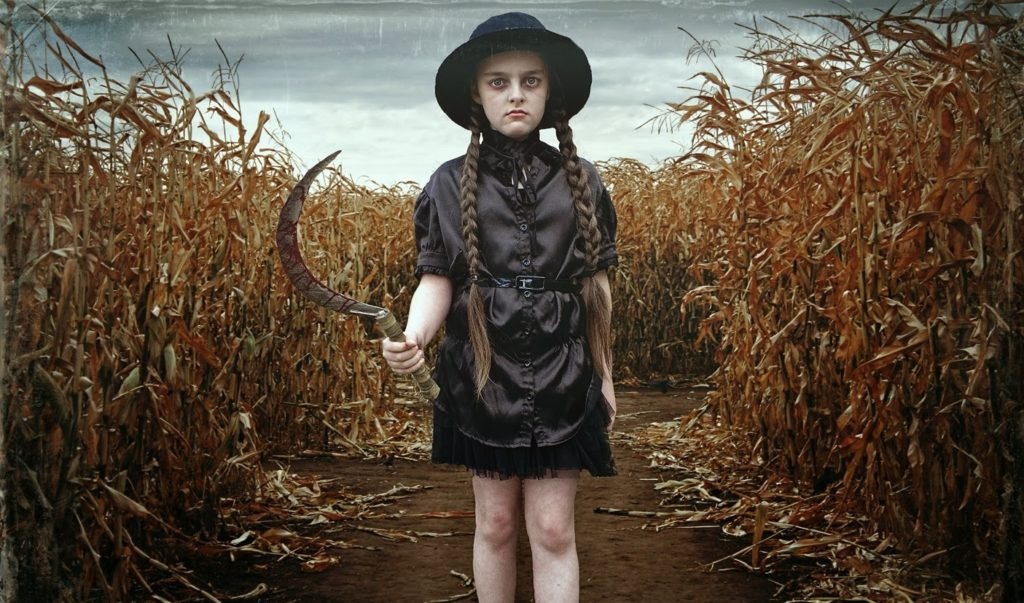[children of the corn runaway]