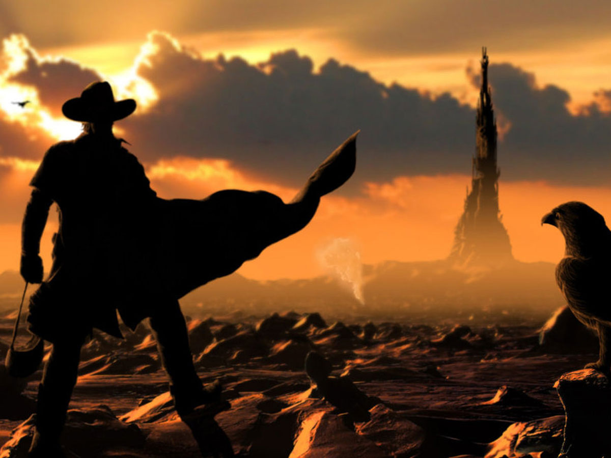 [the dark tower - Stephen King]