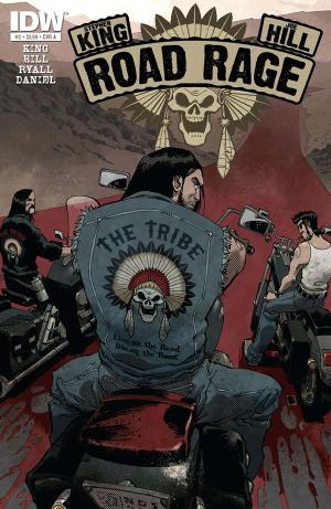 Road Rage - Stephen King Joe Hill comics
