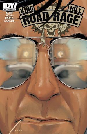 Road Rage - Stephen King Joe Hill comics