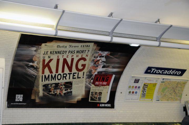 [221163 metro poster Stephen King]