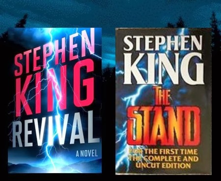 [StephenKing the stand and revival]