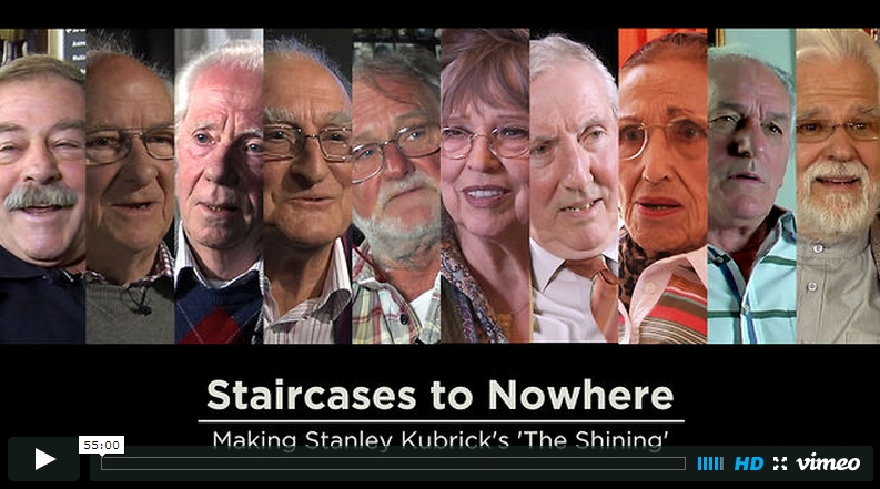 [staircases to nowhere shining documentary]
