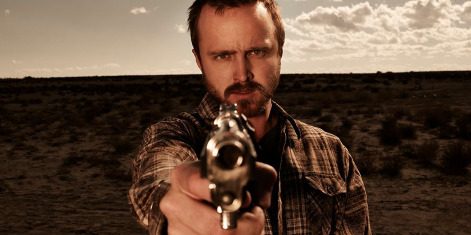 [Aaron Paul la tour sombre stephen king film]