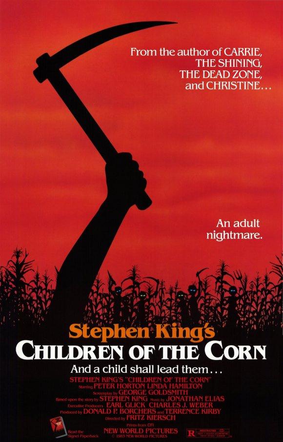 [children of the corn cover]