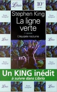 la ligne verte 5, Stephen King, librio