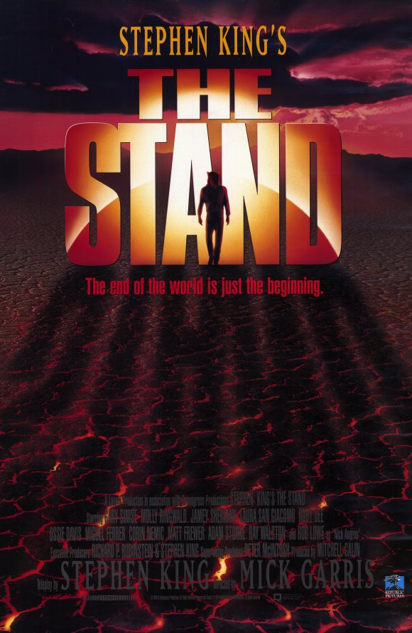 [the stand stephen king cover film]