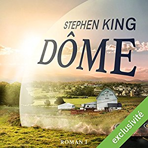 [DOME 1 audible livre audio stephenking]