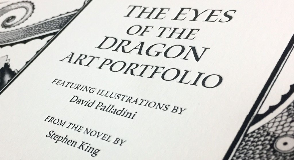 [eyes of the dragon art portfolio numbered]