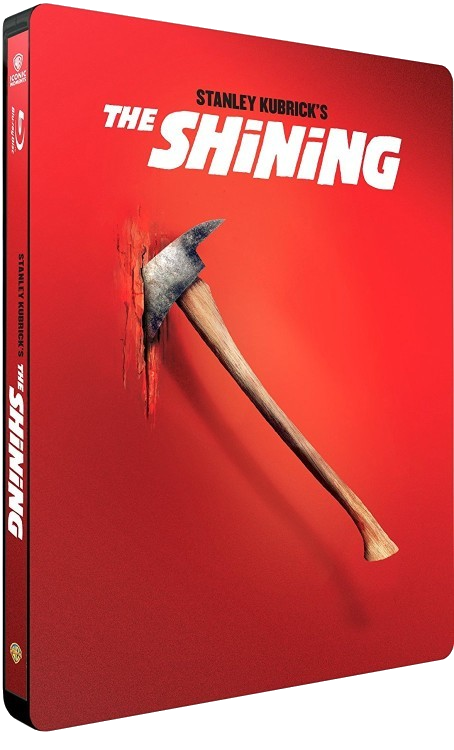[shining steelbook bluray limitee]