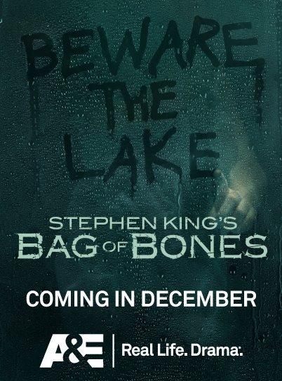 bag of bones promo poster 3