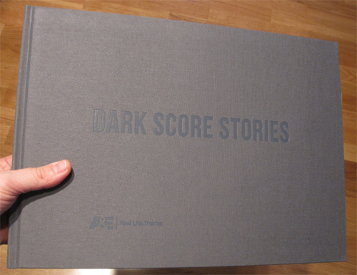 Dark Score Stories - book 1 - promo BAG OF BONES book