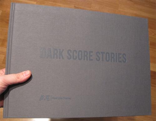 Dark Score Stories - book 1 - promo BAG OF BONES book