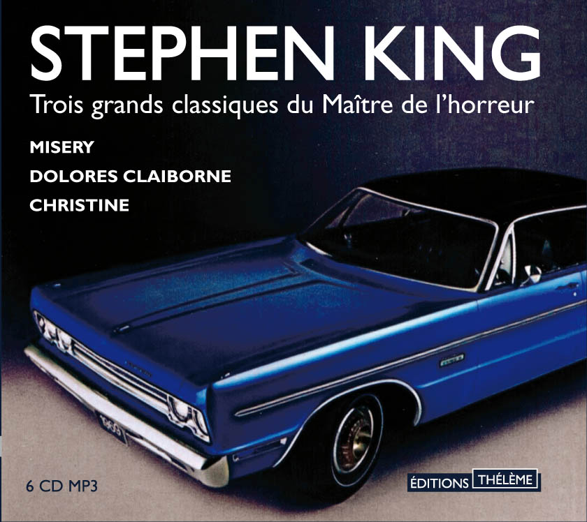 [coffret editions theleme Stephen King - Photo]