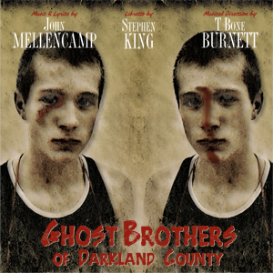 [ghost brothers of darkland country CD Stephen King - Photo]