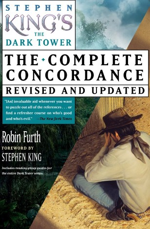 [thedarktower complete concordance revisedandupdated Stephen King - Photo]