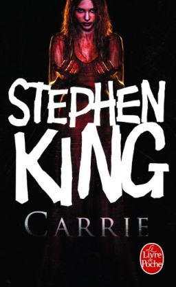 [CARRIE de stephen king - reedition film 2013]