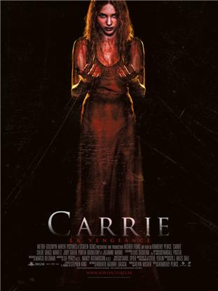 [CARRIE LA VENGEANCE POSTER de stephen king]