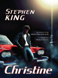[christine 30th anniversary edition by stephen king]