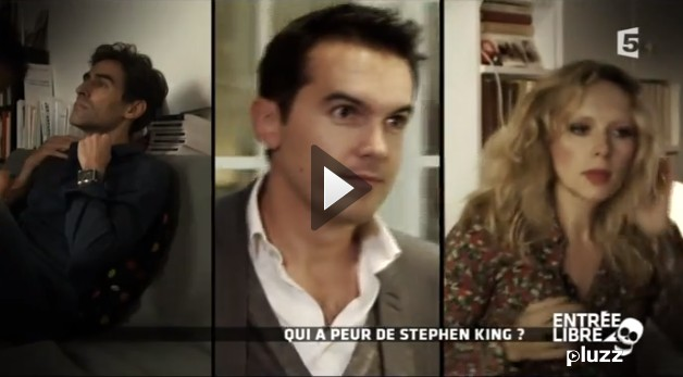 [entree libre stephen king]