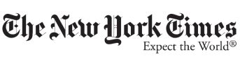 [the new york times logo]