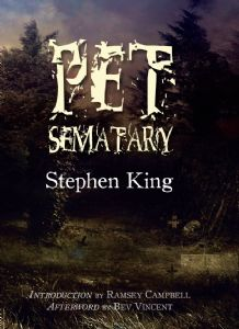 [pet sematary 30th anniversary edition by stephen king]