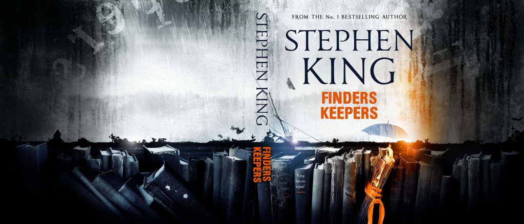 [finders keepers stephen king couverture]