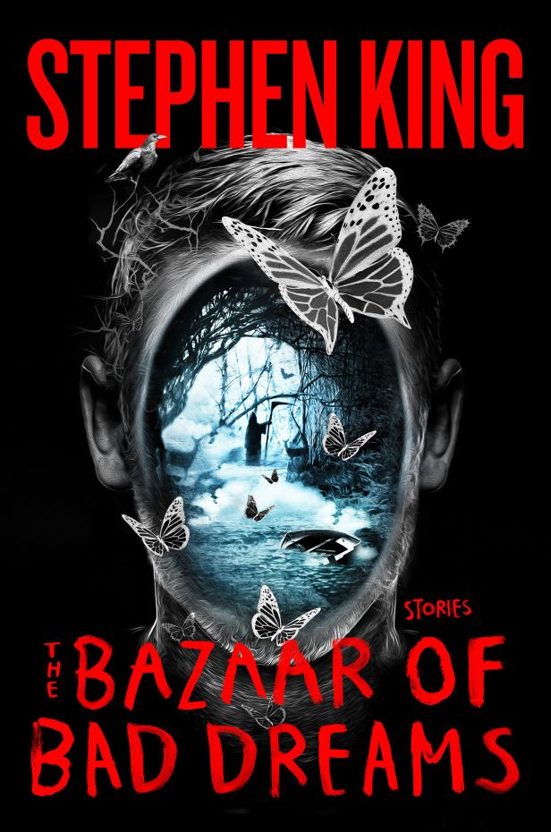[the bazaar of bad dreams stephen king couverture]