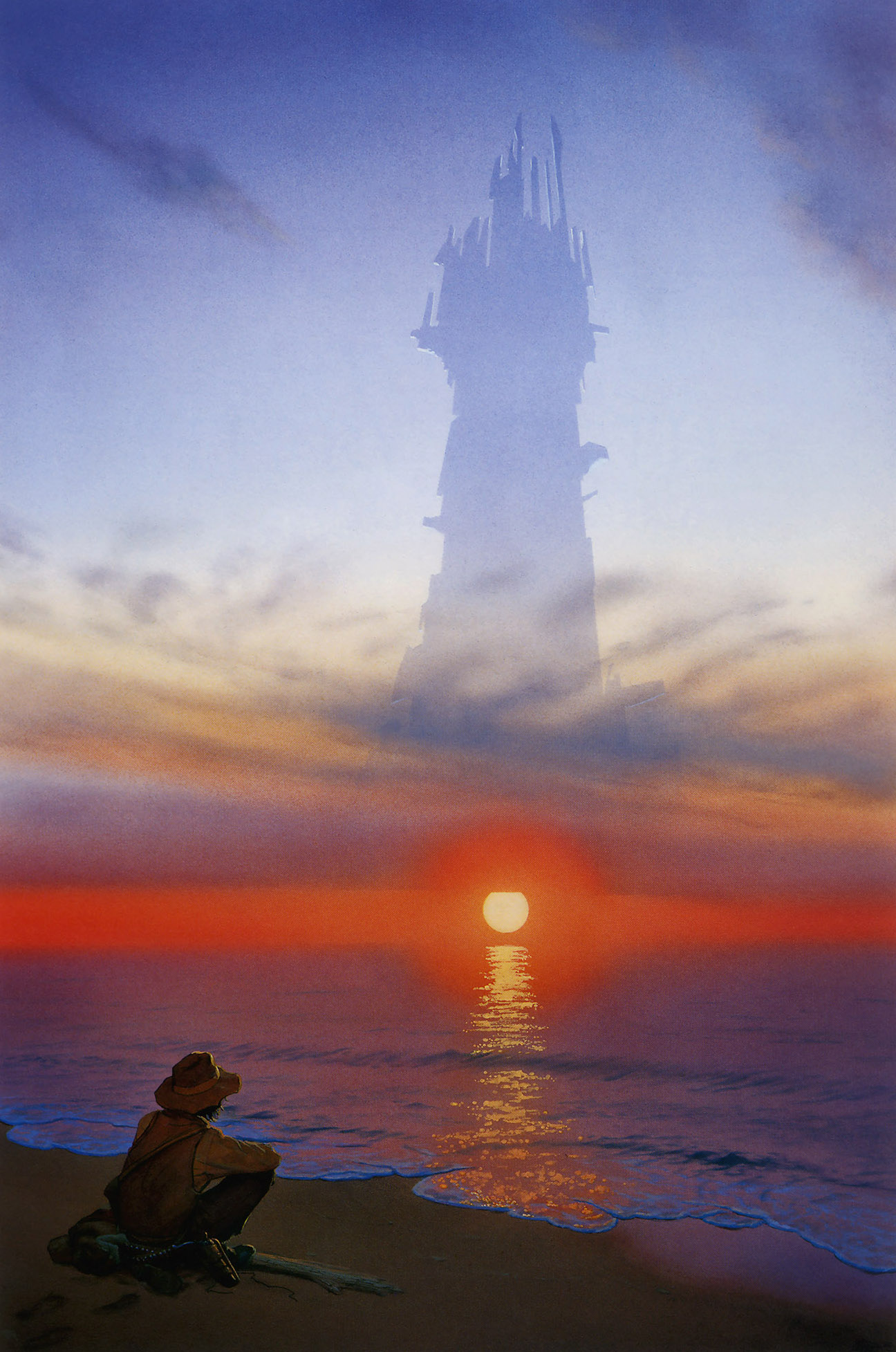 [the dark tower illustration michael whelan 2]
