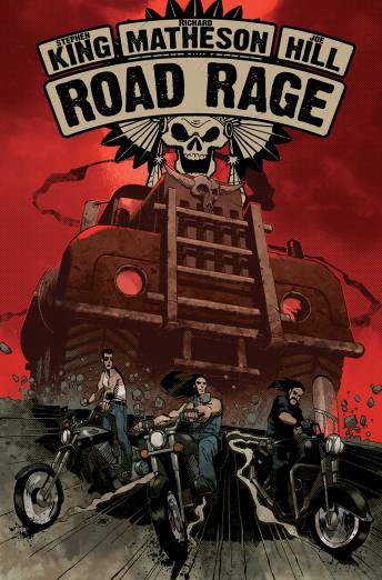 Road Rage Throttle Duel - IDW Publishing (Stephen King)