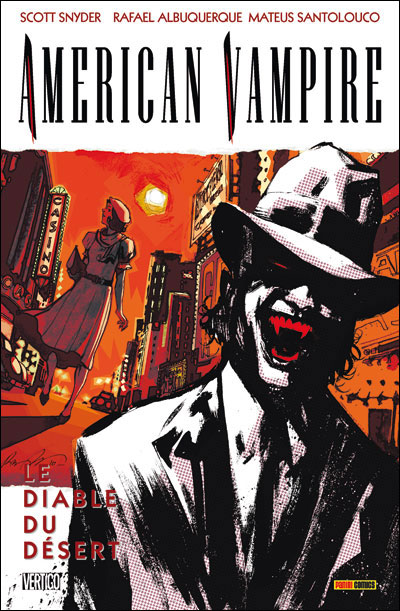American Vampire & American Vampire Legacy American-vampires-2