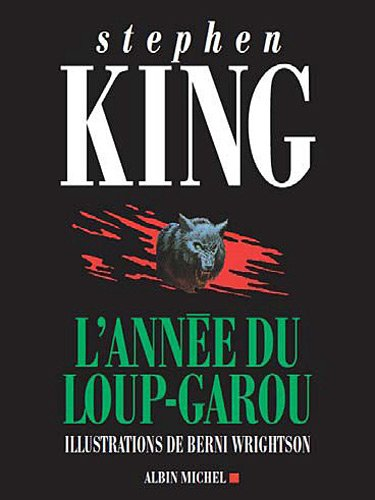 [annee du loup garou albinmichel 2012 Stephen King - Photo]