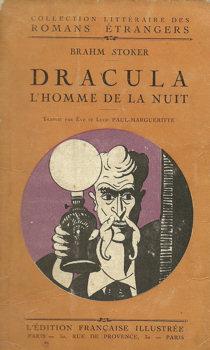 Dracula 1e edition française 1919