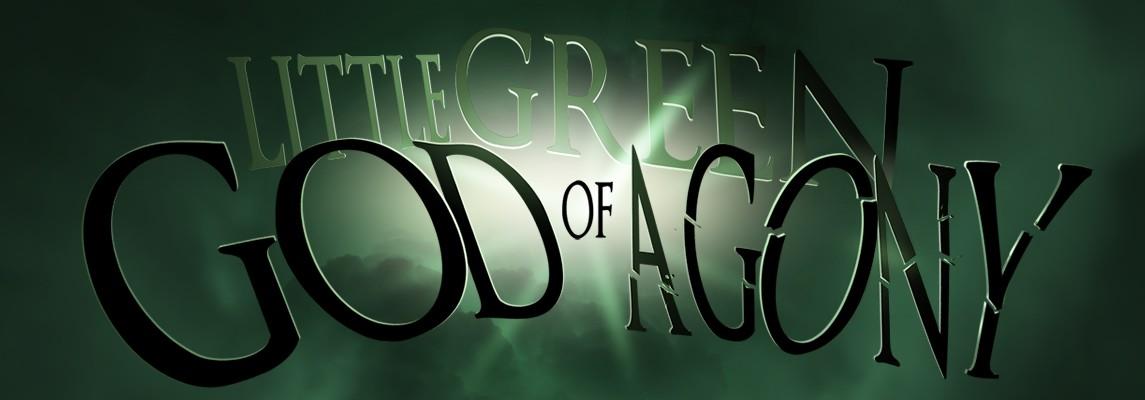 [little green god of agony Stephen King]