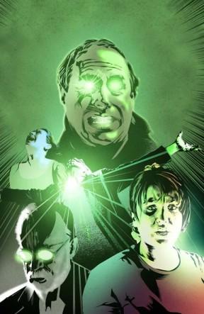 [the little green god of agony - Stephen King]