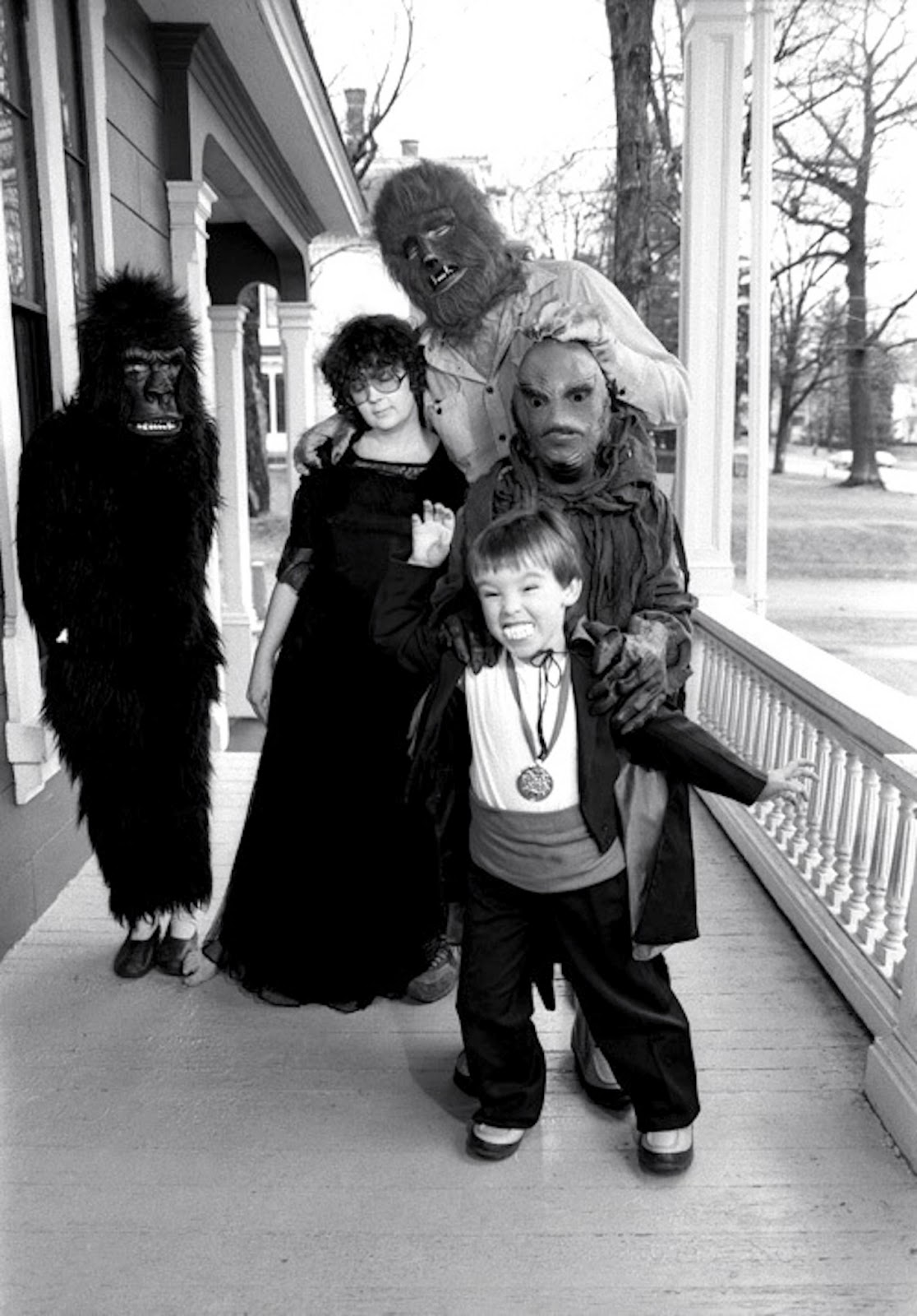[stephen king halloween family]