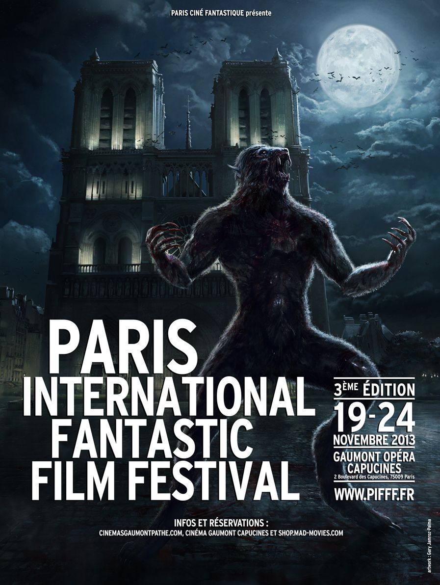 [Stephen King au PIFFF 2013 : poster]