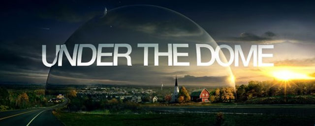 [under the dome série Stephen King]