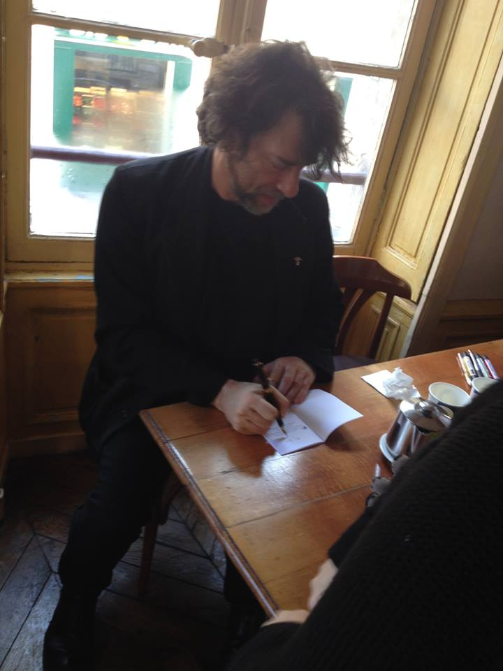 [neilgaiman conferencepresse paris]